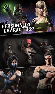 Character Personalization