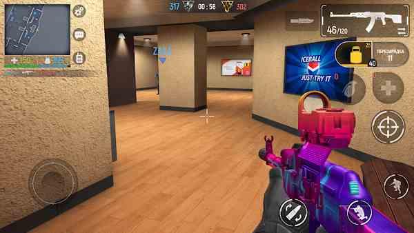 Modern Ops Online Play