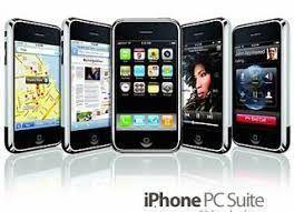 iPhone PC suite Logo