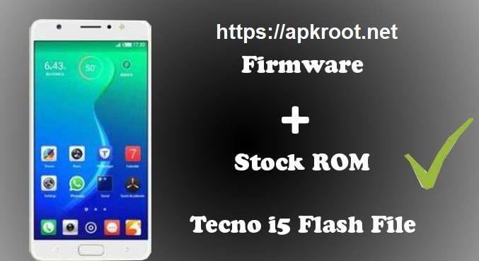 Tecno i5 (Pro) [Latest 2021]Flash File Firmware 100% Tested