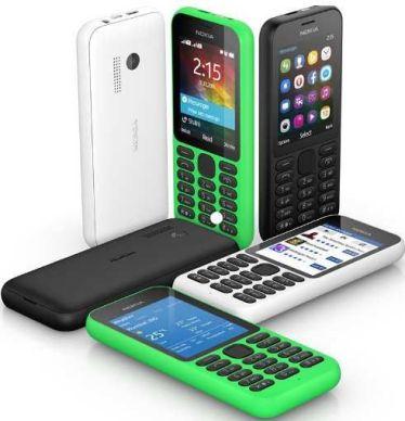 Nokia 215 USB Driver Dual SIM (rm-1110) Free Download