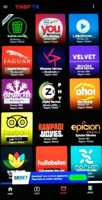 ThopTV Apk For Movies / News [Latest 2021] For Android & PC