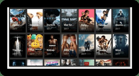 Cinema HD APK app