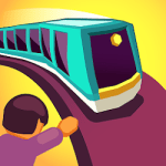 Train Taxi (MOD, Unlimited Coins)