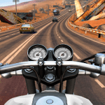 Moto Rider GO: Highway Traffic Mod