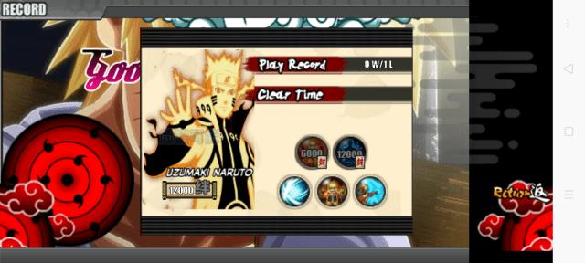 Screenshot of Naruto Senki Apk