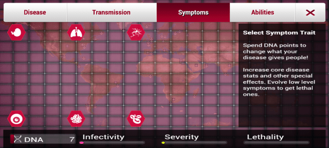 Screenshot of Plague Inc Premium For Android