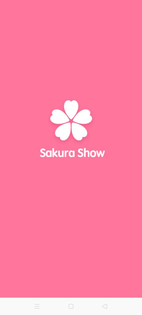 Screenshot of Sakura Live