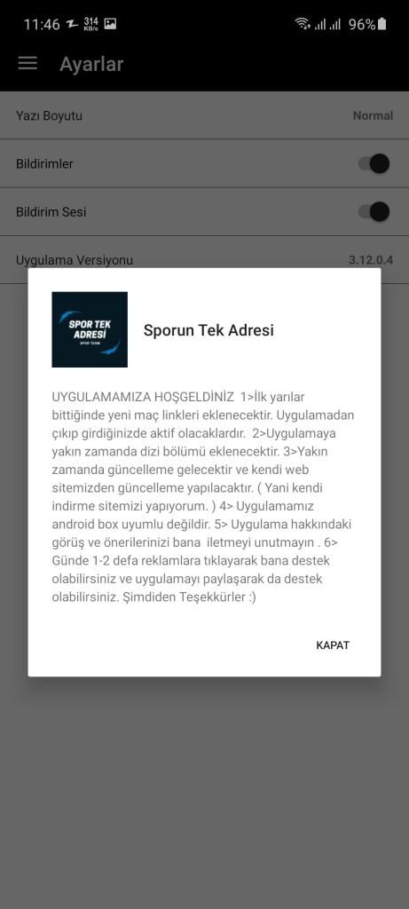 Screenshot-of-Sporun-Tek-Adresi