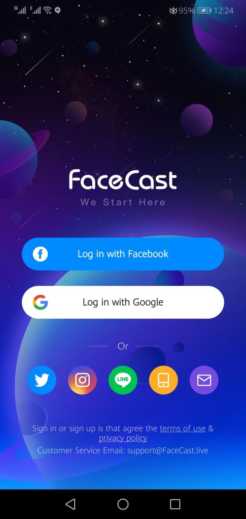 Screenshot-of-Facecast-For-Android