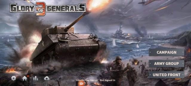 Screenshot-of-Glory-of-Generals-3-Apk