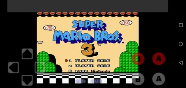 Screenshot-of-Super-Mario-3-Apk