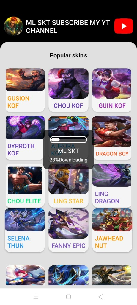 Screenshot-of-ML-SKT-Apk