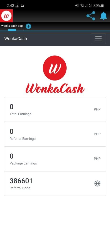 Screenshot-of-Wonka-Cash-Apk