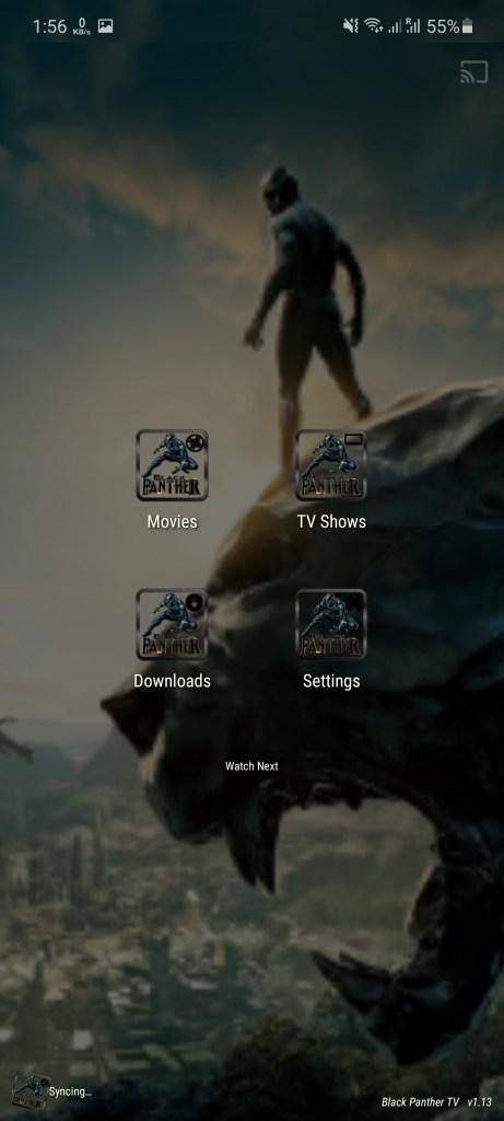 Screenshot-of-Black-Panther-Apk