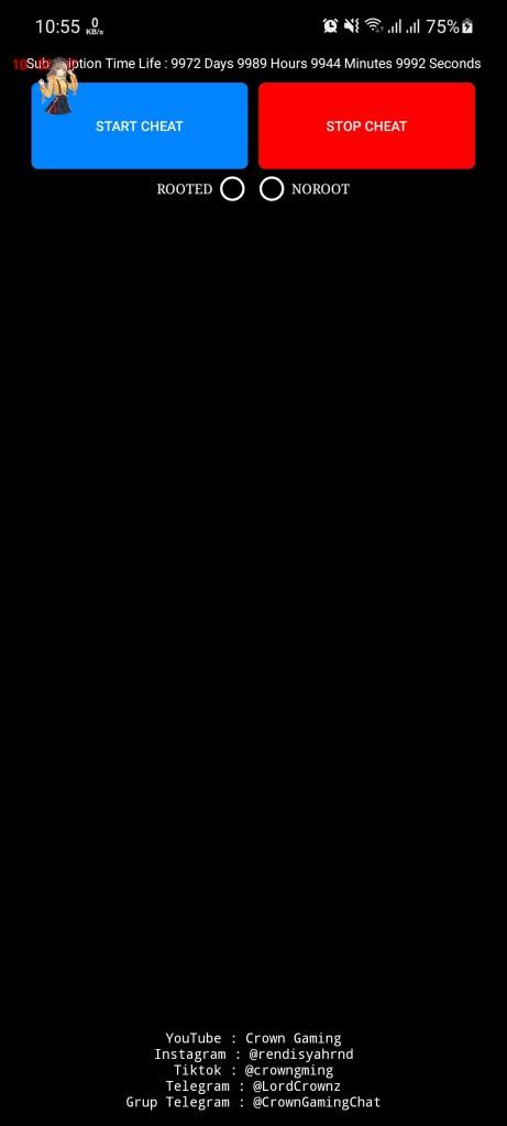 Screenshot-of-Crown-Gaming-Apk