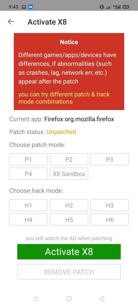 Screenshot-of-X8-Speeder-New-Update