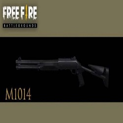 M1014 Free Fire