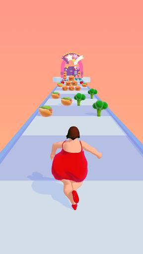 Screenshot of Body Race Game