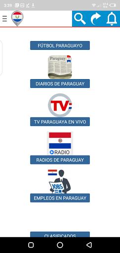 Screenshot of Live Paraguay Apk