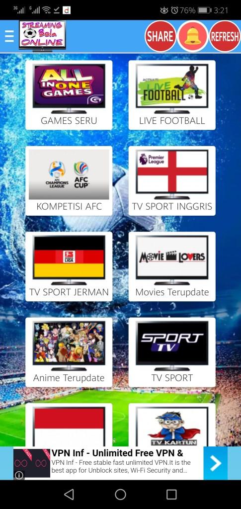 Screenshot-of-Streaming-Bola-Online-Apk