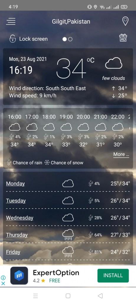 Screenshot-of-Cuaca-Weather-Forecast
