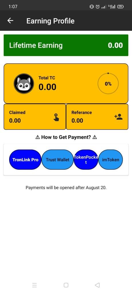 Screenshot-of-TTcoin-Network-Apk
