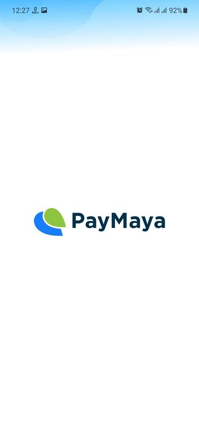 Isithombe-skrini se-PayMaya-App