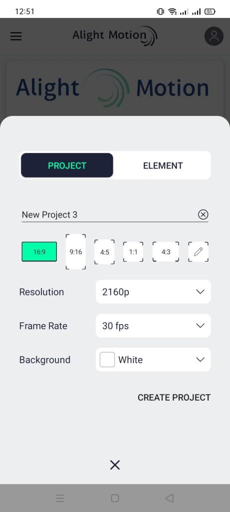 Screenshot-of-Alight-Motion-Mod-Raja-Android