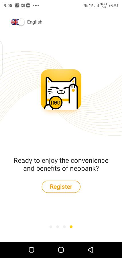 Screenshot-of-NeoBank-Android