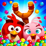 Angry Birds POP Bubble Shooter 3.86.3 APK MOD Unlimited Money