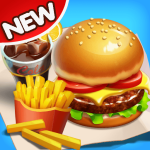 Cooking City frenzy chef restaurant cooking games 1.90.5031 APK MOD Unlimited Money