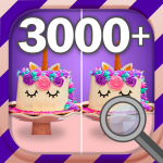 Find Spot the difference game – 3000 Levels 1.2.83 APK MOD Unlimited Money