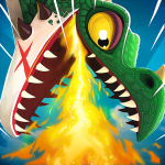 Hungry Dragon 3.6 APK MOD Unlimited Money
