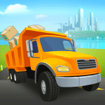 Transit King Tycoon – Seaport and Trucks 4.12 APK MOD Unlimited Money