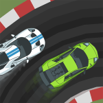Merge Rally Car – idle racing game 1.7.1 APK MOD Unlimited Money
