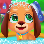 Puppy care guide games for girls 14.0 APK MOD Unlimited Money