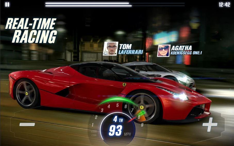 CSR Racing 2 Mod APK image