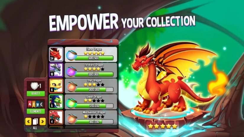 Dragon City APK image