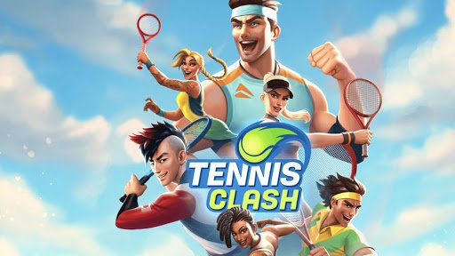 Tennis Clash 3D Free Multiplayer Mod APK