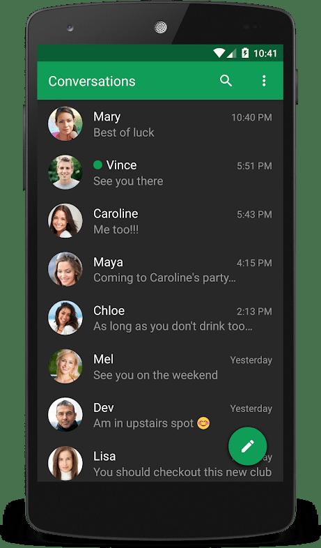 Chomp SMS Pro Apk