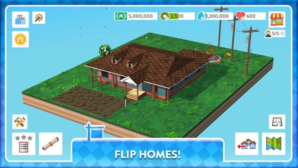 House Flip unlock