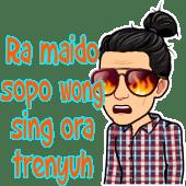 Stiker Jawa Sobat Ambyar Wastickerapps 4 0 Apk Download Com