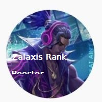 Zalaxis Rank Booster
