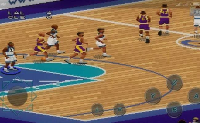 Nba Live 98 Apk Download Classic Basketball Game For