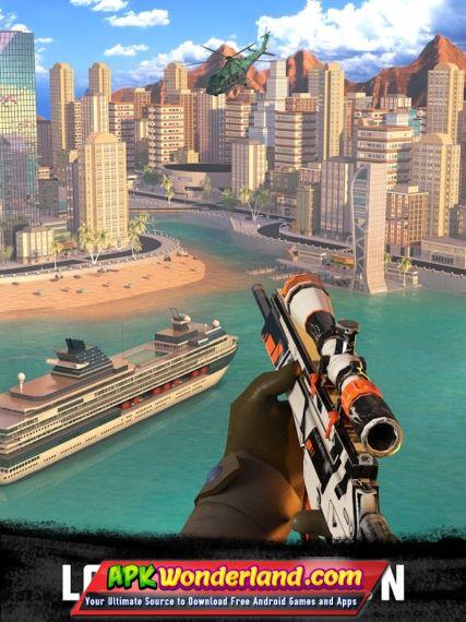 Download Sniper 3d Assassin Mod Apk : download, sniper, assassin, Sniper, Assassin, 2.15.2, Download, Android, Wonderland