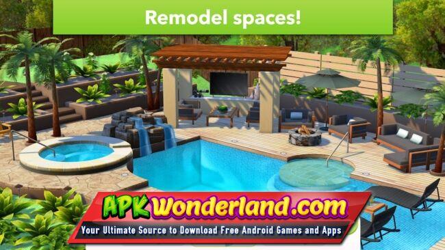 Home Design Makeover 3 2 9g Apk Mod Free Download For Android Apk Wonderland