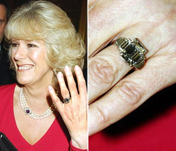 Duchess Of Cornwall A Place For Everything