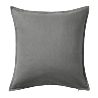 grey pillow