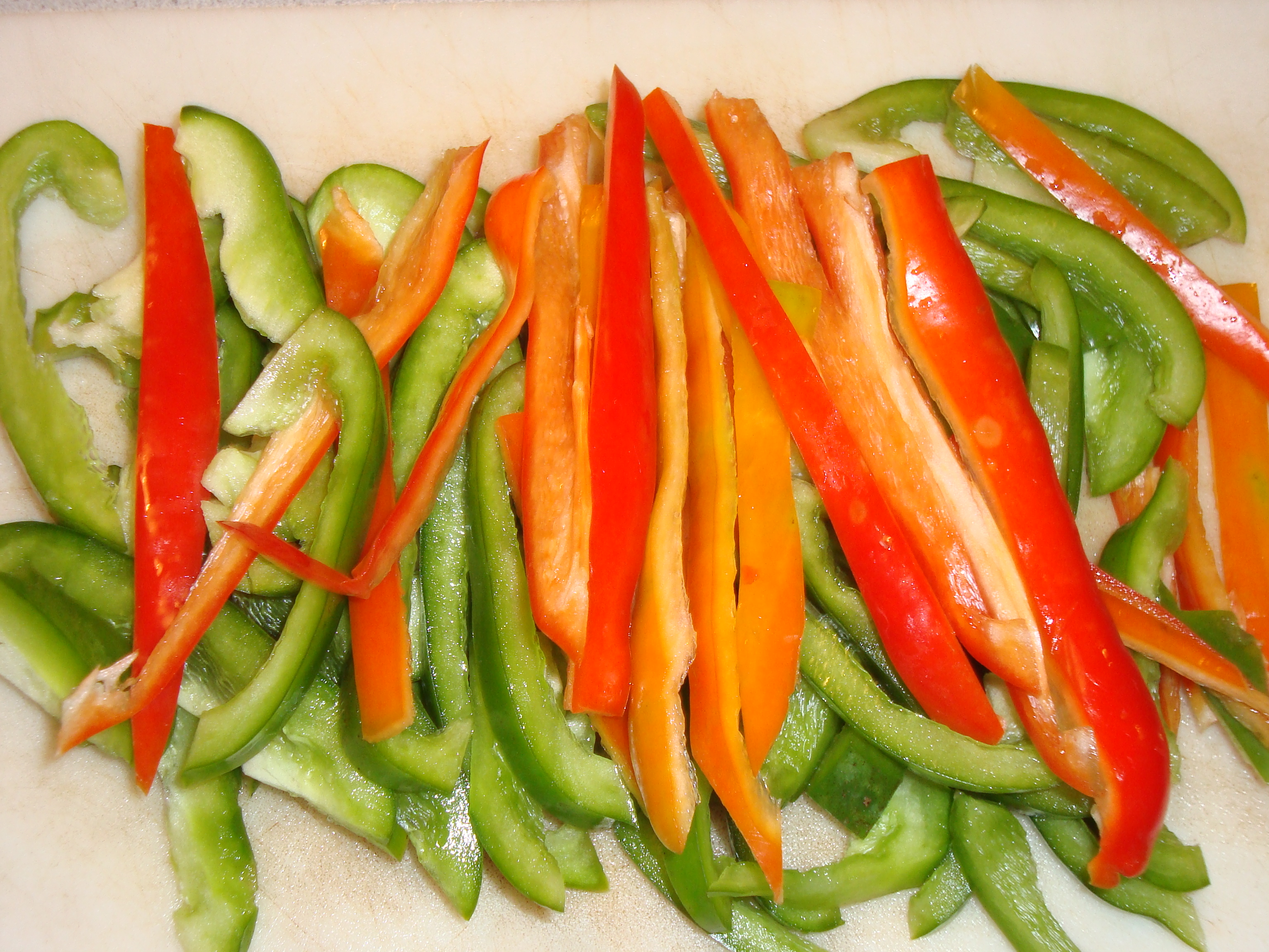 Peppers-Before